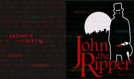 برنامه John the Ripper